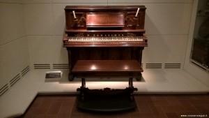 Bologna, complesso Colombano, collezione Tagliavini di strumenti musicali antichi