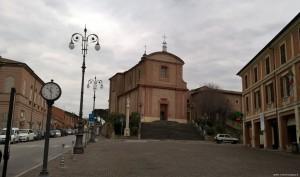 Longiano, la Chiesa-Santuario del SS.mo Crocifisso