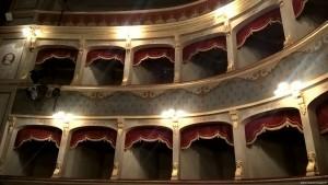 Longiano, Teatro Petrella