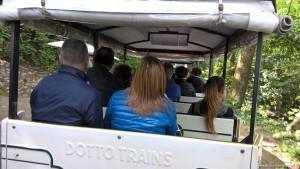 Visita in trenino del Parco Giardino Sigurtà