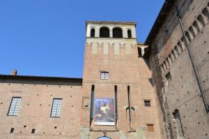 Piacenza, Palazzo Farnese, ingresso