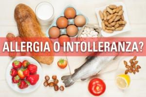 allergia e intolleranza