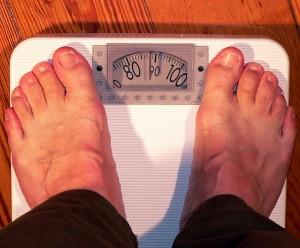 sovrappeso bilancia