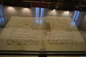 Cesena, Biblioteca Malatestiana, Biblioteca Piana, manoscritto musicale