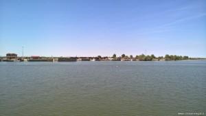 Parco del Delta del Po, Pila vista dal fiume