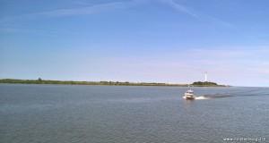 Delta del Po, il Po di Venezia e il Faro di Punta Maestra