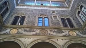 Firenze, Palazzo Medici Riccardi, cortile interno