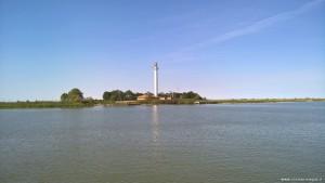 Parco del Delta del Po, Faro di Punta Maestra