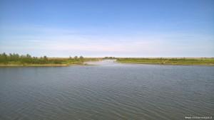 Parco del Delta del Po veneto, paesaggio busa