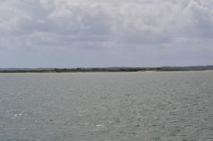 Bacino di Arcachon, in navigazione