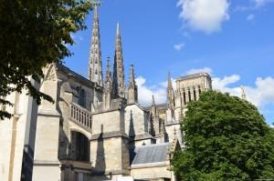 Bordeaux, Cattedrale di Saint André
