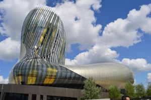 Bordeaux, La Cité du Vin, Museo del vino