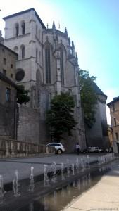 Chambery, Castello dei Duchi di Savoia