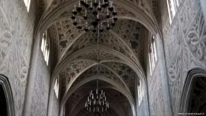 Chambery, Cattedrale, interno