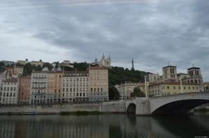 Lione, la Vieux Lyon