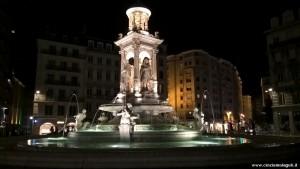 Lione, Place des Jacobins