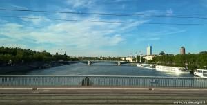 Lione, panoramica dal Rodano