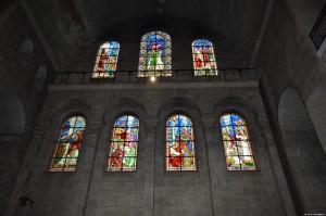 Perigueux, Cattedrale di Saint Front, interno