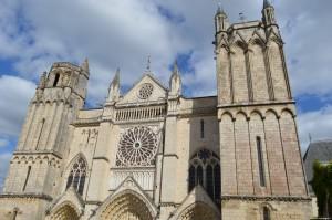 Poitiers, Cattedrale di Saint Pierre