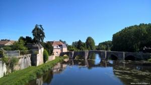 Saint Savin, ponte antico a schiena d'asino
