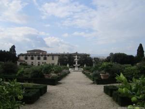 Villa e Giardino medicei di Castello, Firenze