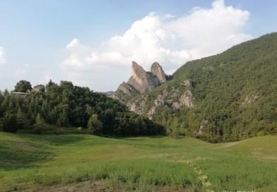 Trekking ai Sassi di Roccamalatina