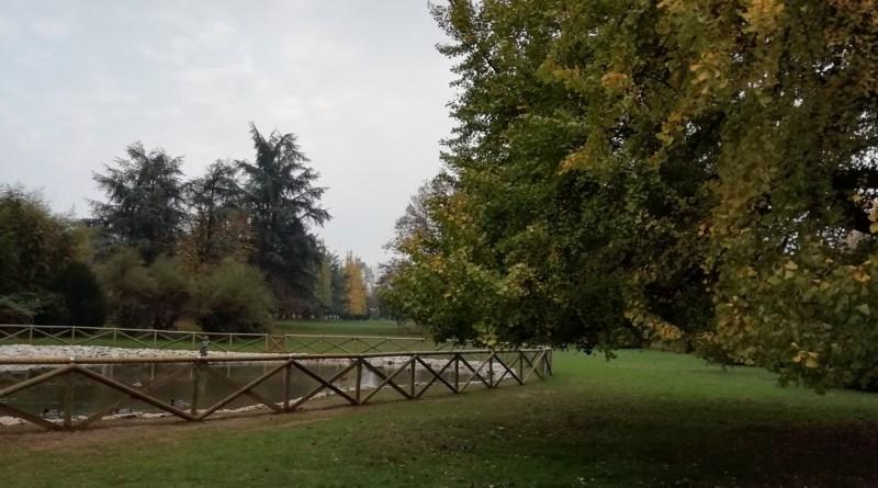 Foliage al Parco di Villa Gandini Formigine