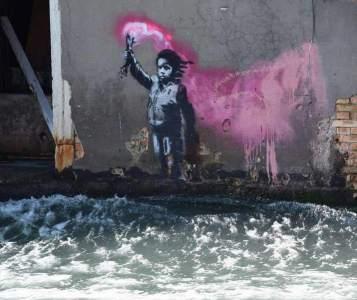 Banksy e la street art