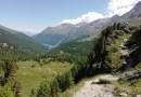 Alta Val Martello nel Parco Nazionale dello Stelvio