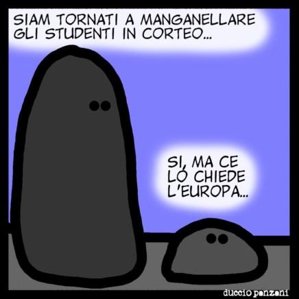 manganellate europee