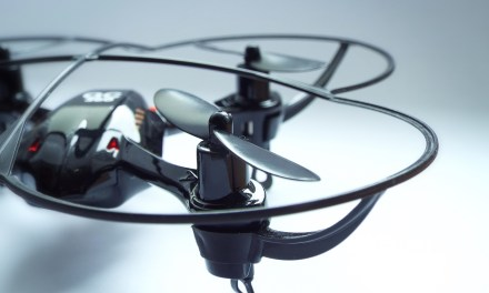 When Quad-copter Made Our Lives Effortless.