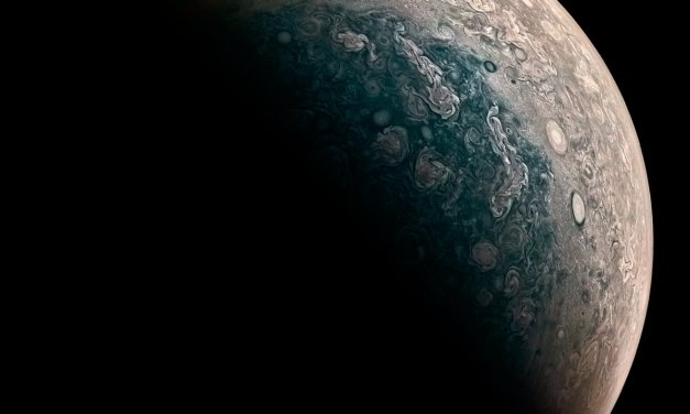 Amazing images from NASA's Juno Mission