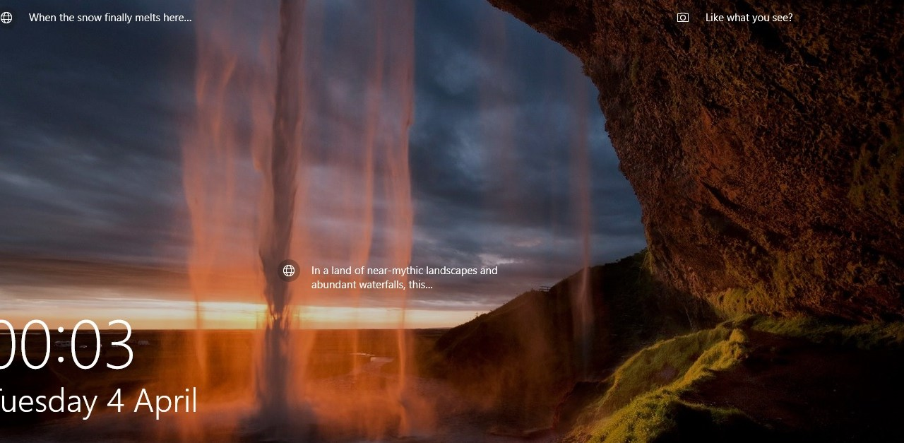 REMOVE LOCK SCREEN Windows -10 Shortcuts