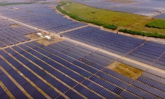 World's Largest Solar Power Project