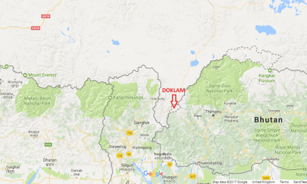 Doklam stand-off