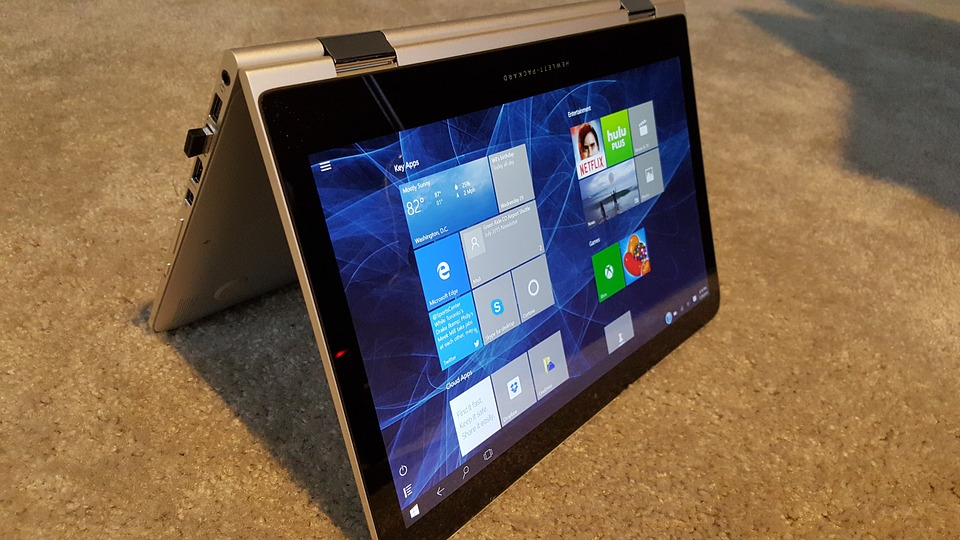 Best and improved windows 10 features