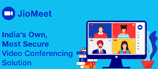 JIOMEET -INDIA'S ANSWER TO ZOOM