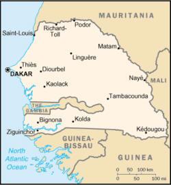 Senegal e Gambia 2002