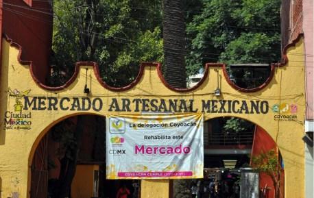 mercato di Coyoacan