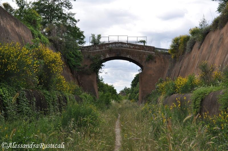 vecchia ferrovia