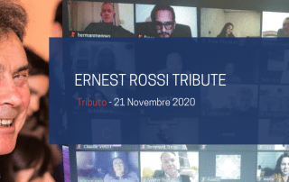 Ernest Rossi Tribute