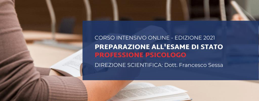 Preparazione esame di stato | Corso intensivo online