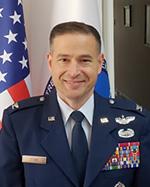 Colonel Daniel W. Stone