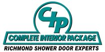 Complete INterior package logo teal and white