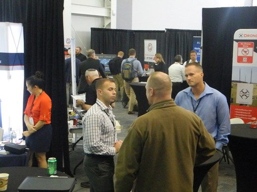 Exhibition networking