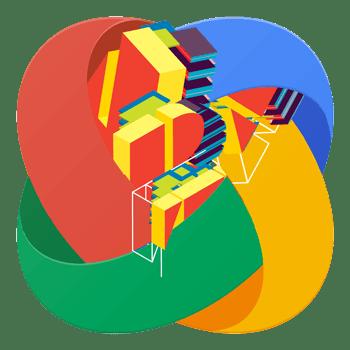 Icona di Google inceppata