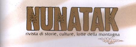 Nunatak-Italie