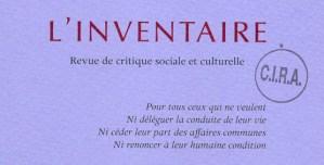 L'Inventaire