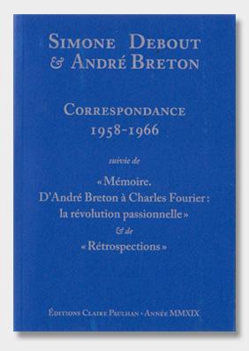 Correspondances1958-1966