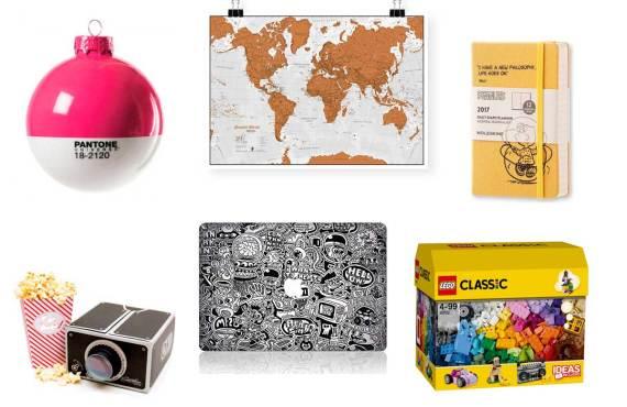 10 regali di Natale perfetti per un creativo (e non…